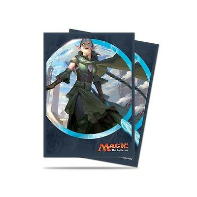 Magic The Gathering TCG - Kaladesh - Nissa Vital Force Sleeves x480