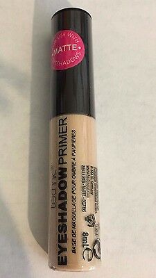 Technic Matte  Eyeshadow Primer Long Lasting Eye Make Up Base