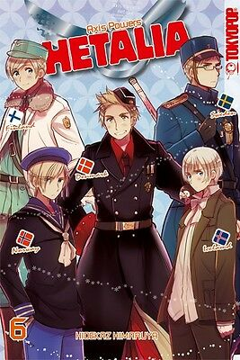 HETALIA - AXIS POWERS * Band 6 * neu + portofrei + Bonus