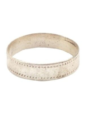 Viking Ring Wedding Band  C.900A.D. Size 8   (18mm)[PWR1066]