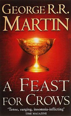 A Feast for Crows (A Song of Ice and Fire, Book 4) By George R. .9780006486121