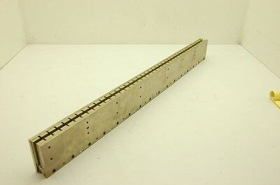 """Anorad Magnetic Linear Rail Section 1020mm or 40""""L x 4""""H x 2""""W"""
