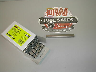 "Arrow T 50 Rapid A-11 Type Staples 3/8"" STAINLESS STEEL Spotnails 85506SS 5,000"