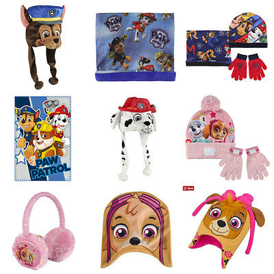 Paw Patrol Winter Accessories (Assorted)