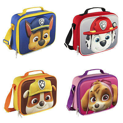 Paw Patrol Lunch Bags (Assorted)