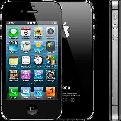 IPhone 4S 16GB - (Bell Mobility/Virgin) - Black - Smartphone