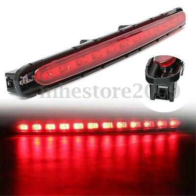FOR Mercedes Benz E-Class W211 03-09 Tail Rear 3RD Red LED STOP BRAKE LIGHT LAMP