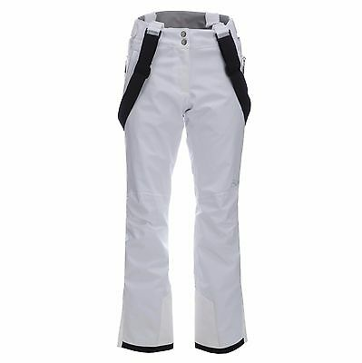 Dare 2B Stand For Ladies Slim White Snowboarding Ski Pants Trousers Salopettes
