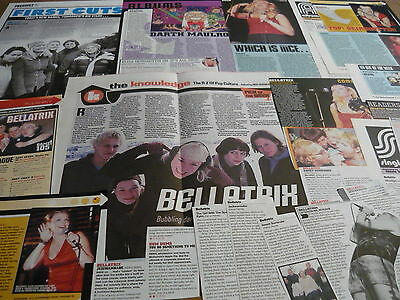 Bellatrix - Magazine Cuttings Collection (Ref T4)
