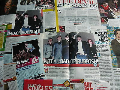 Art Brut - Magazine Cuttings Collection (Ref Zf)