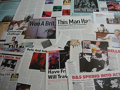 Belle & Sebastian - Magazine Cuttings Collection (Ref T4)