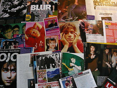 Blur - Magazine Cuttings Collection (Ref T4)