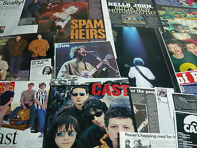 Cast - Magazine Cuttings Collection (Ref Xd)
