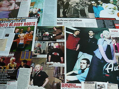 Defenestration -  Magazine Cuttings Collection (Ref S2)