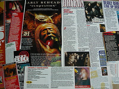 Dearly Beheaded - Magazine Cuttings Collection (Ref S2)