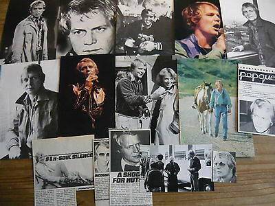David Soul - Magazine Cuttings Collection (Ref T10)