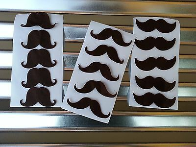 mustache costume, dress up, photo prop, Face sticker, mario