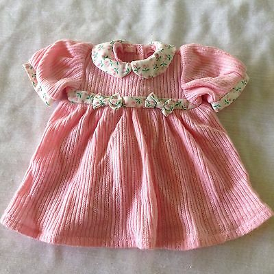 "Amazing Babies Interactive Electronic 14"" Doll Playmates Clothing Outfit Dress"
