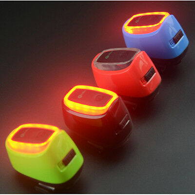 Meilan X6 LED Smart Bike Tail LED Flashing Light USB Rechargealbe Quick Release