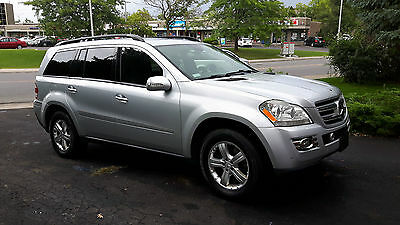 Mercedes-Benz: GL-Class GL-450 Mercedes GL-450 in great condition V8 4.6L android navigation-DVD-entertiment