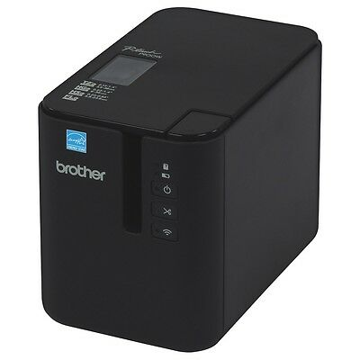 NEW Brother PT-P900W Label Printer  Authorized Brother Dealer *2 Year Warranty