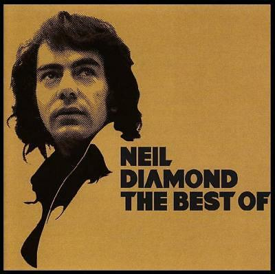 NEIL DIAMOND - THE BEST OF CD ~ CLASSIC 60's/70's GREATEST HITS COLLECTION *NEW*