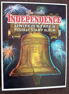 "Usa ""independence""  Illustrated Postage Stamp Album"