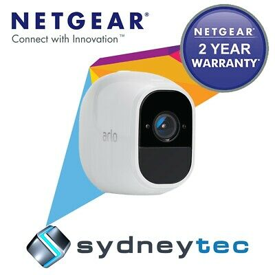 New NETGEAR VMC4030P Arlo Pro 2 – Add-on Wire-Free Camera