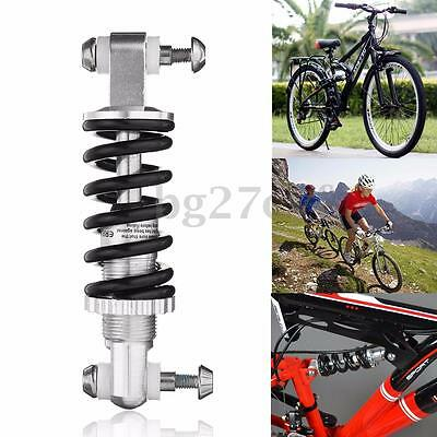 Cycling Bicycle Bike Stainless Steel 450LBS/in Suspension Shock Damper Absorber