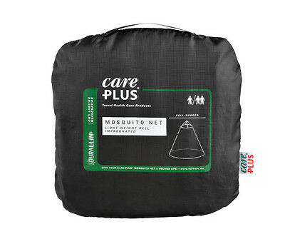 Care Plus 33705 Durallin Impregnated Lightweight Bell Mosquito Protection Net