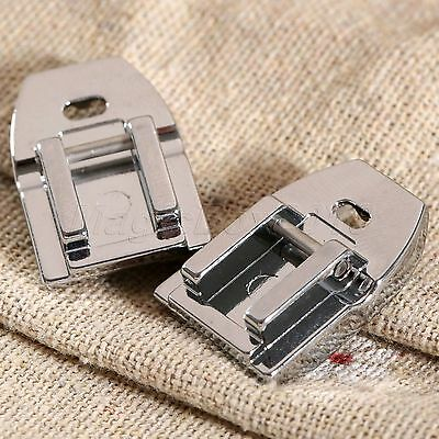 Pro Concealed Invisible Zipper Sewing Machine Presser Foot For Brother Juki FY
