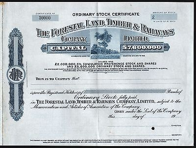 19__ Argentina: The Forestal Land, Timber & Railways Company Limited