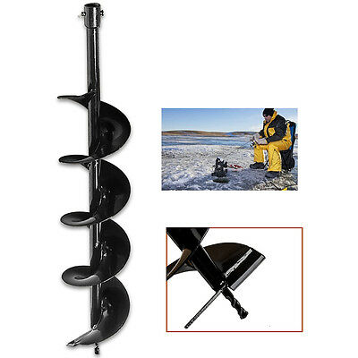 Earth Auger Skid Steer Drill Bit for Earth Auger Post Hole Borer Ground Drilling