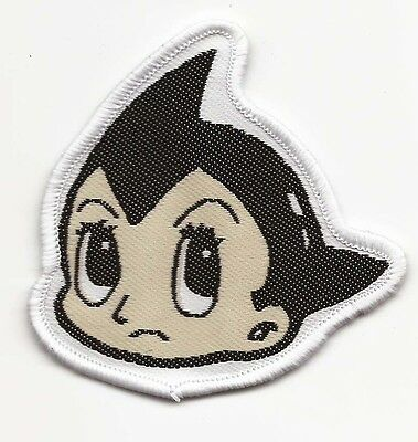 Astro Boy Patch Sew-on Good Luck Magic Charm