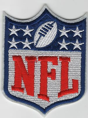 NFL Embroidered Patch Iron-on Art Good Luck Charm National Football League