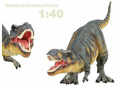 TYRANNOSAURUS T-REX 1:40 DINOSAUR CollectA SUPERB MODEL TOY DETAILED BNWT Gift