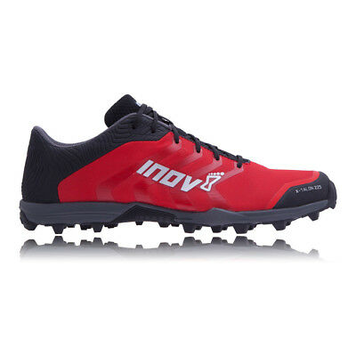 Inov8 X-Talon 225 Unisex Red Black Water Resistant Trail Running Shoes