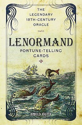 Legendary 18th Century Oracle Lenormand Fortune Telling Cards!