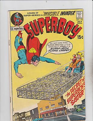 DC Comics! Superboy! Issue 176!
