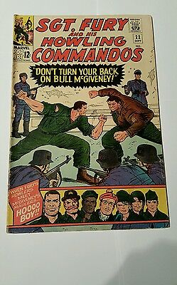 Sgt. Fury and his howling commandos #22