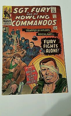 Sgt. Fury and his howling commandos #27