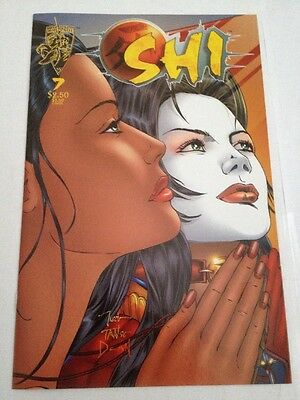 "shi # 7, 1996 "" the way of the warrior """