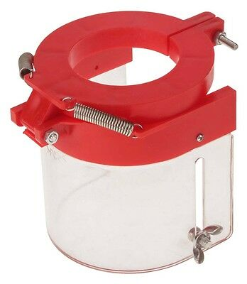 Spring Loaded Chuck Safety Guard fits Drill Presses with 55mm Quill Flange New
