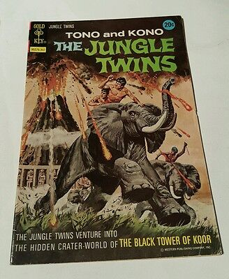 Tono and kono , the jungle twins # 6