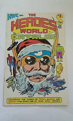 Heroes world catalog # 2 ,1979