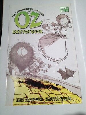 Oz Sketchbook 2008