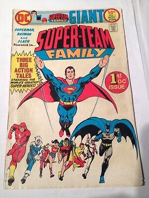 Super-Team Family # 1