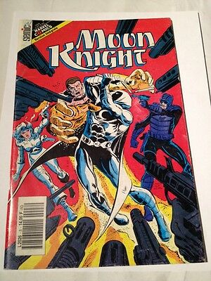 Moon Knight 1991, Edition Semic France