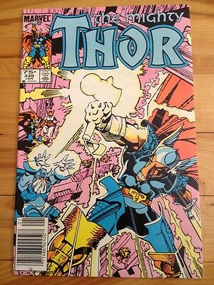 thor # 339 ( canadian price edition ) beta ray bill