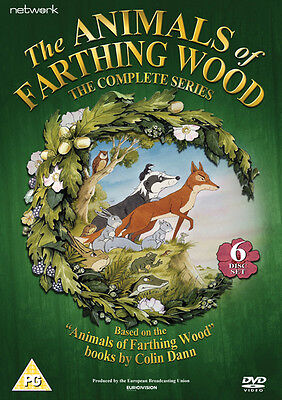 The Animals of Farthing Wood: The Complete Series (Box Set (Slimline Version))